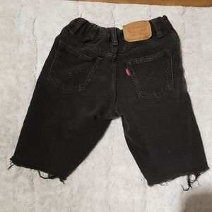 LEVI'S Kids Cut-off Shorts (Size 7)